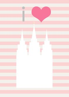 I love the temple 5 x 7 digital print. via Etsy.