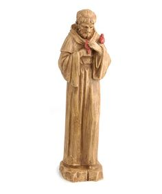 Take a look at this Saint Francis Statuary by Evergreen on #zulily today!22