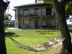 Casas rurales coto del Pomar (Asturias)