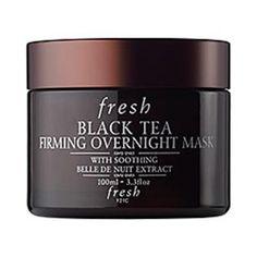 Sephora: Fresh : Black Tea Firming Overnight Mask : face-mask #covetme
