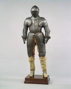 Armor for a Member of the Barberini Family | Italian, Milan | The Metropolitan Museum of Art