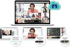 Aufnehmen und teilen - mit nur einem Klick! Jetzt neu mit Lifesize Cloud Amplify. Ab sofort im Cloud-Trial verfügbar!