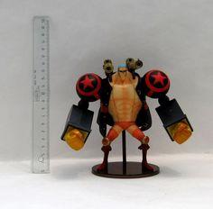 One Piece samlarfigur: Franky på Tradera.com - Övriga figurer | Figurer