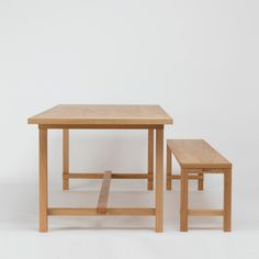 Dining Table Four Oak, 2.3 m by Another Country