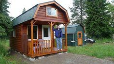 Grandes casas pequeñas.   ¿Cuál te gusta más?   http://mashable.com/2014/08/04/tiny-houses/