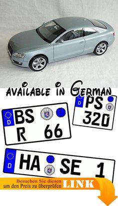 B005HF7U3I : Audi A5 A 5 Coupe 2007 Monza Silber 1/18 Norev Modellauto Modell Auto. Modell ist Neu und OVP. Aus Metall mit Plastikteilen. Größe ca 25 cm