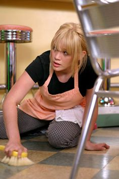 Never let the fear of striking out, keep you from playing the game - from a Cinderella story