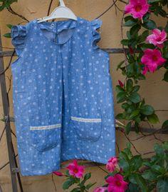 """""""The Perennial Tunic"""" amb butxaques senzilles. Patró gratuït. http://www.sewmamasew.com/2013/05/the-perennial-tunic/"""