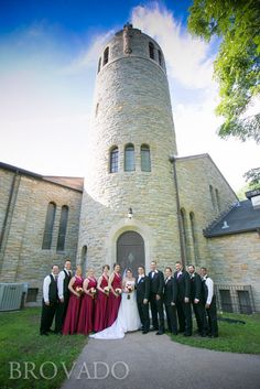 Fort Snelling wedding photography