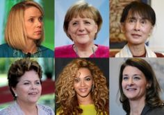 Forbes' List of The World's 100 Most Powerful Women