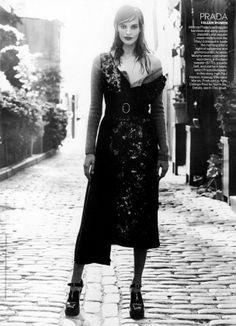"""nice Vogue US Julho 2013   Karlie Kloss, Joan Smalls e mais em """"Indentity Politics"""" por Craig McDean"""