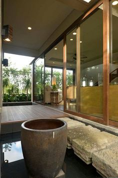 Filipino architect, Bobby Mañosa Philippine Architecture, Filipino Architecture, Filipino Interior Design, Simple House Design, Adobe House, Water Walls, Tropical Design, Traditional House, Interior Design Inspiration