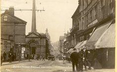 Bridge Street, Bolton 1900