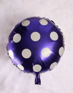 von Pompompous auf Etsy Candy Table, Foil Balloons, Blue Green, Dots, Orange, Vintage, Birthday, Party, Red