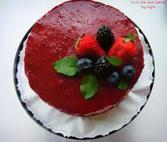 Ce si cum mai gatim: Cheesecake cu mure Cheesecake, Pudding, Mini, Desserts, Cheesecakes, Custard Pudding, Deserts, Dessert, Postres
