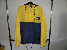 Tommy Hilfiger Sailing Gear Jackets