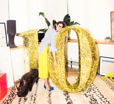 """I like Artifact Uprising—you can send them pictures from your Instagram or from your camera and they print them for you on beautiful paper. You can also make a little book. It's a nice way to capture an event, people just don't have any images anymore, so it's awesome."" http://www.thecoveteur.com/jenna-lyons/"