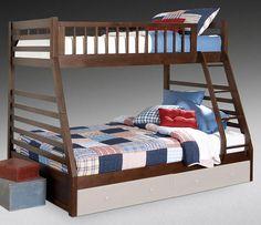 Starship Kids Furniture Bunk Bed Set - Leon's