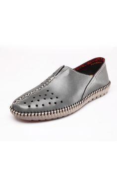 แฟชั่นผู้ชายหนังรองเท้าลำลองรองเท้าหนังวัวแท้ขับรถรองเท้าชายหาดรองเท้ารองเท้ากีฬา Men's Fashion Sneakers Causal Leather Shoes Genuine Leather Shoes Driving Shoes Beach Shoes Sports Shoes Walking Travelling Shoes Grey   ราคา: ฿845.00   Brand: Unbranded/Generic   See info…