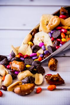 Trail Mix for Kids from Top Three Trail Mix Snack Ideas by Everyday Good Thinking | @Jessica Rybarczyk Beach