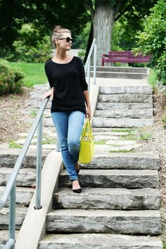 jillgg's good life (for less) | a style blog: my everyday style: simple chic with Old Navy denim! #myONstyle