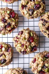 Superfood Breakfast Cookies - Wife Mama Foodie