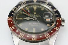 Rolex 6542 GMT Master Bakelite