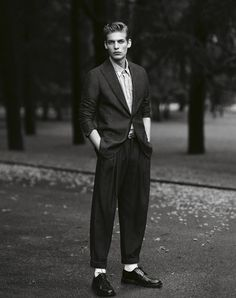 Giorgio #Armani suit jacket and trousers