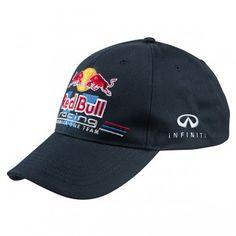 Casquette Red Bull Race Team