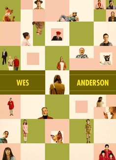 Photo - Cuss Yeah, Wes Anderson