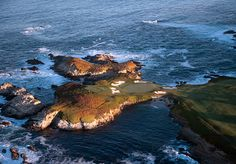 Cypress Point Club, Hole 16  Love Golf? Join the Honourable Society of Golf Fanatics. You'll Love Us. golffanatics.org (Scroll to the bottom of the home page and sign up for our Blog)