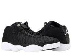 Nike Air Jordan Horizon Low Black White Men s Basketball Shoes 845098-006  Size 7.5 05e0b338a8