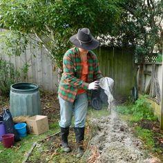 Make Your Own Inexpensive Garden Fertilizer