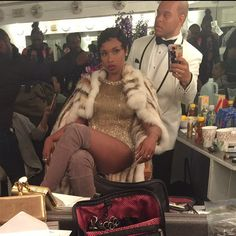 Pin for Later: This Week's Cutest Celebrity Candids Jennifer Hudson Jennifer Hudson looked glamorous in her snap.