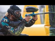 Amazing World Cup Paintball Finals: Dynasty vs Houston Heat - YouTube