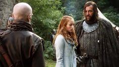 Sandor Clegane & Sansa
