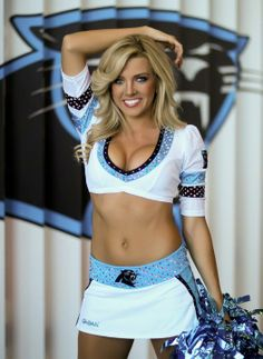 1000 Images About Carolina Panthers Cheerleaders On