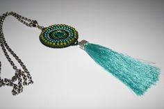 Beaded Embroidery, Schmuck, Ideas