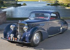 1938 SS LIMOUSINE COUPE - coachwork by Carrosserie Herman Graber of Wichtrach, Switzerland.