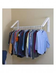 40 Small Laundry Room Ideas and Designs 2018 Laundry room decor Small laundry room organization Laundry closet ideas Laundry room storage Stackable washer dryer laundry room Small laundry room makeover A Budget Sink Load Clothes Laundry Closet, Small Laundry Rooms, Laundry Room Organization, Laundry Room Design, Laundry In Bathroom, Laundry Table, Organizing, Laundry Room Drying Rack, Laundry Hanger
