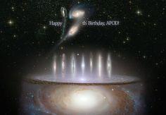 50 отметок «Нравится», 1 комментариев — Linda's Favourite (@lindasfavourites) в Instagram: «APOD Turns 17 #apod #turns  #universe #thespace #planetearth #iaminlove #space #followme…»