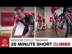In association with CycleOps & Elite. Matt Stephens guides you through a turbo training session to improve your performance on short climbs. Bicycle Workout, Cycling Workout, Bike Workouts, Toddler Bike, Cycling Tops, Spinning Workout, Cycling Motivation, Indoor Cycling, Hiit