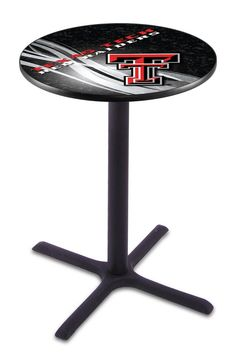 Texas Tech Pub Table L211B4236TXTECH-D2  #recroom #gameroom #coolstuff#PubTable #TexasTechUniversity #CUSTOMMADE