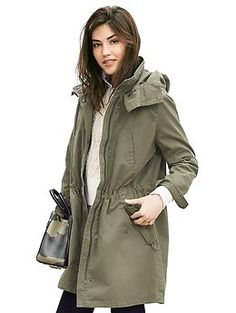 More ways to wear khaki green | That's Not My Age