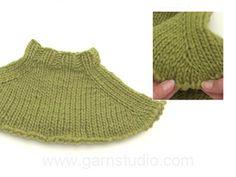 Outback / DROPS 217-23 - Ilmaiset neuleohje DROPS Designilta Knitting Stiches, Lace Knitting, Knitting Patterns Free, Stitch Patterns, Knit Crochet, Crochet Patterns, Drops Design, Laine Drops, Cast Off