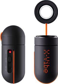 Vibejam X-Vibe vibration speaker [X-VIBE] - £19.95 : Vibejam, Portable Sound Solutions