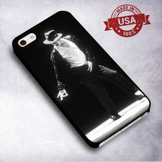 Awesome Michael Jackson Dance - For iPhone 4/ 4S/ 5/ 5S/ 5SE/ 5C/ 6/ 6S/ 6 PLUS/ 6S PLUS/ 7/ 7 PLUS Case And Samsung Galaxy Case