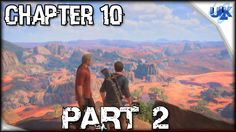 Uncharted 4 - Walkthrough Chapter 10 - The Twelve Towers Part 2/3 (PS4 G...