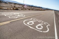 Road Trip Idea: Route 66 Needles to Barstow