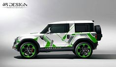 """29 Likes, 1 Comments - #wrapstyledesign for cars (@wrapstyledesign) on Instagram: """"Land Rover concept model line design by @wrapstyle @kate_brodikova #car #wrap #design #carwrap…"""""""